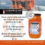soupe SNSM Le Grand Lejon