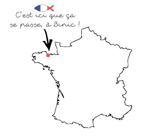 BINIC Le Grand Lejon