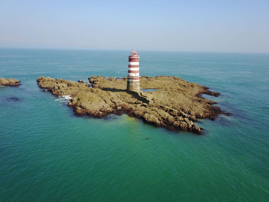 Le phare Le Grand Léjon